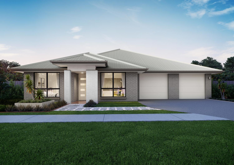 Dual Living Home Duplex House Design Silkwood Homes